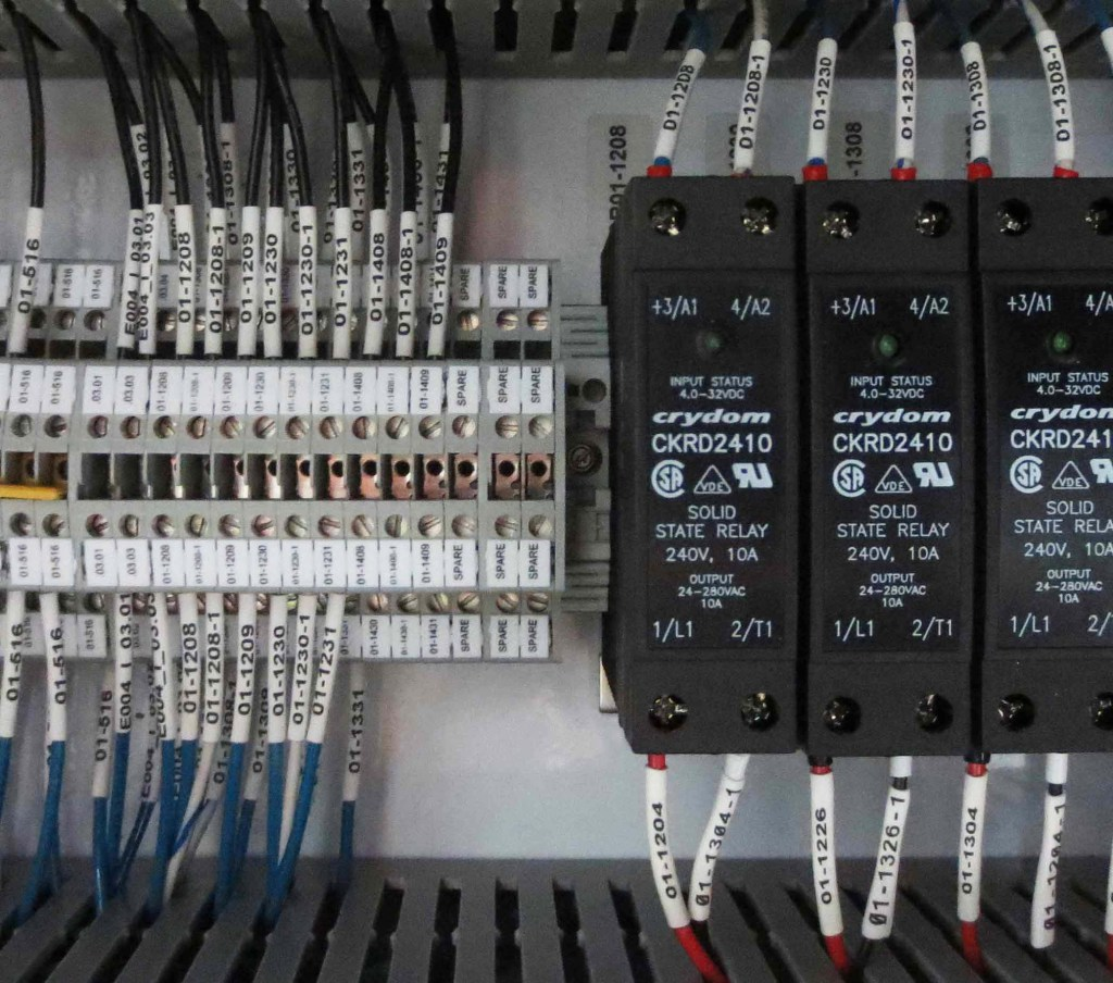 Panel Build Missouri Tool Automation Circuit Breaker Label On The Inside Door Of Electrical Brady Example